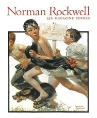 Norman Rockwell: 332 Magazine Covers (Hardcover)