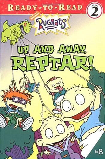 [중고] Up and Away, Reptar! (하드카버)
