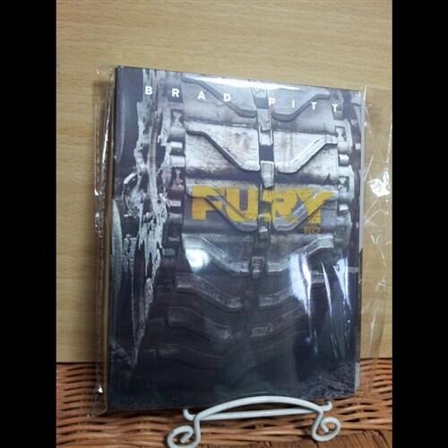 [중고] [블루레이] 퓨리 : 풀슬립케이스 스틸북 한정판 (2disc)