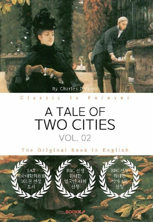 [POD] A TALE OF TWO CITIES, VOL. 02 - 두 도시 이야기, 2부 (영문원서)