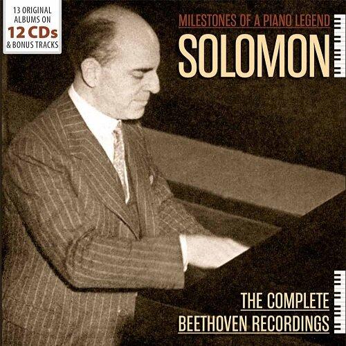 [수입] 솔로몬 - 베토벤 레코딩 전집 (12CD)