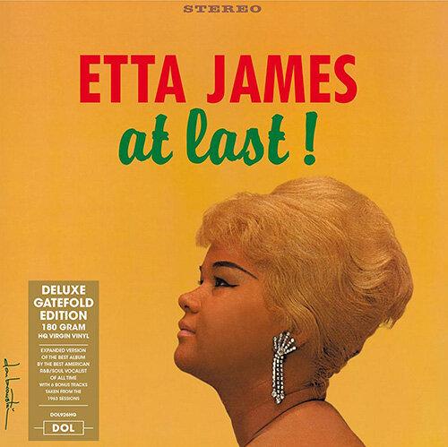 [수입] Etta James - At Last! [Deluxe Gatefold Edition][180g LP]