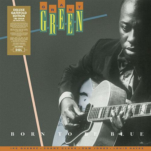 [수입] Grant Green - Born To Be Blue [Deluxe Gatefold Edition][180g LP]