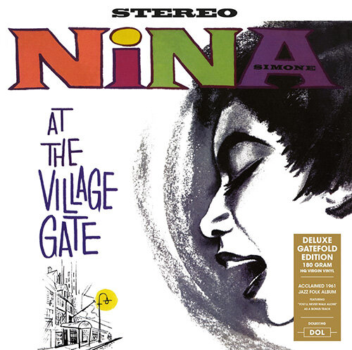 [수입] Nina Simone - At The Village Gate [Deluxe Gatefold Edition][180g LP]