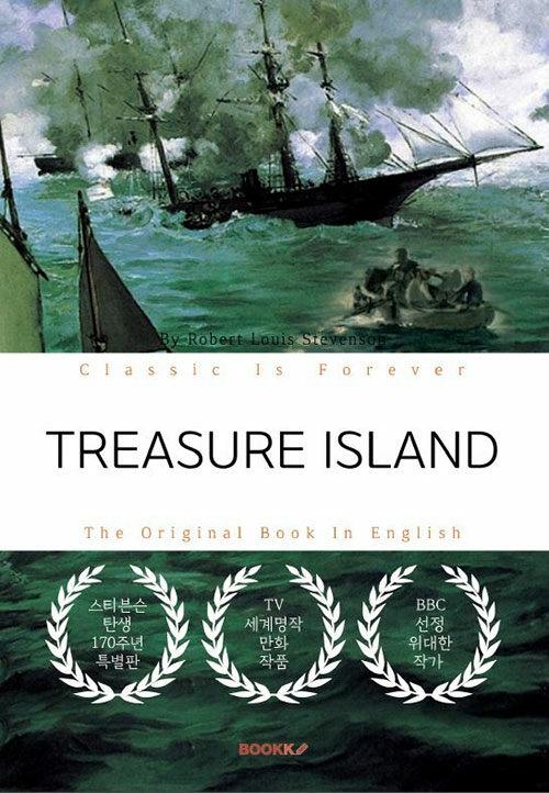 [POD] TREASURE ISLAND - 보물섬 (영문원서)