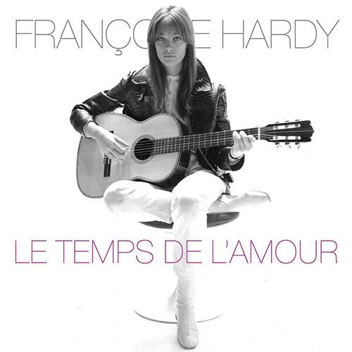 [수입] Francoise Hardy - Le Temps de Lamour [12 33rm LP]