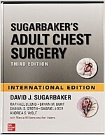 Sugarbaker's Adult Chest Surgery (3rd, International)