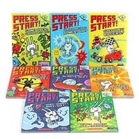 [세트] Press Start! #1~8권 세트 (Paperback 8권)
