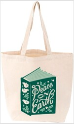 Peace on Earth Tote (Other)