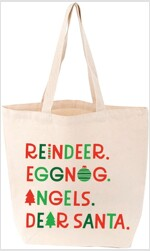 Christmas List Tote (Other)