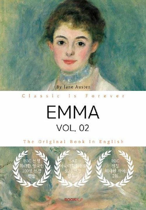 [POD] EMMA, VOL. 02 - 엠마, 2부 (영문원서-제인 오스틴)