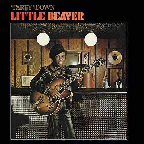 [수입] Little Beaver - Party Down (Limited Metallic Gold LP Edition)