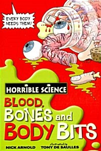 Blood, Bones and Body Bits (Paperback)