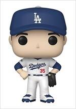 Pop Mlb Dodgers Cody Bellinger Vinyl Figure (Other)