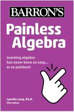 Painless Algebra (Paperback, 5)