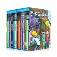 A to Z Mysteries #1-26 챕터북 Box Set (Paperback 26권, Slipcase)
