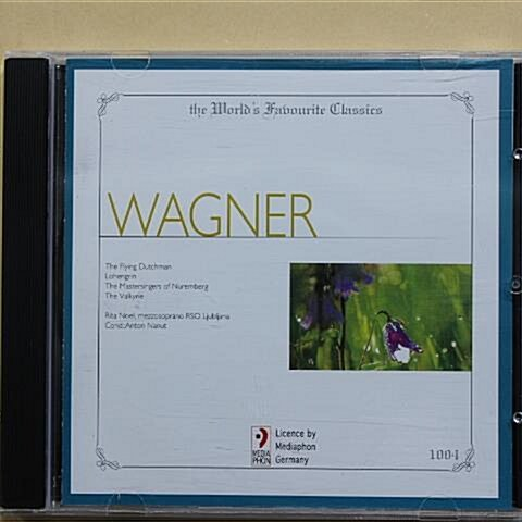 [중고] [CD] Wagner_The Flying Dutchman_Lohengrin_The Mastersingers of Nuremberg_Rita Noel