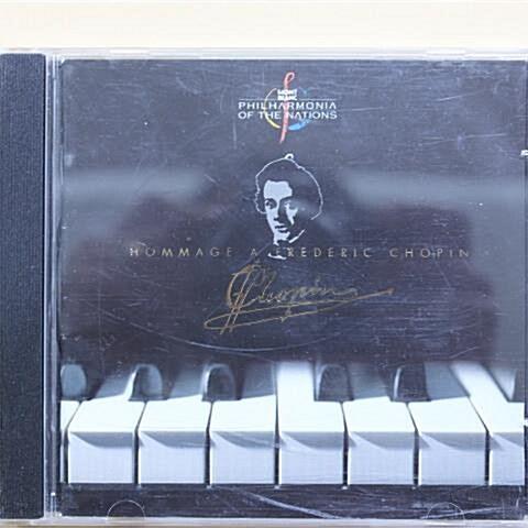 [중고] [CD] Chopin_Montblanc Philharmonia of the Nations_Justus Frantz