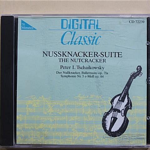 [중고] [CD] Tchaikowsky_The Nutcracker Balletsuite op.71a_Symphonie Nr 5