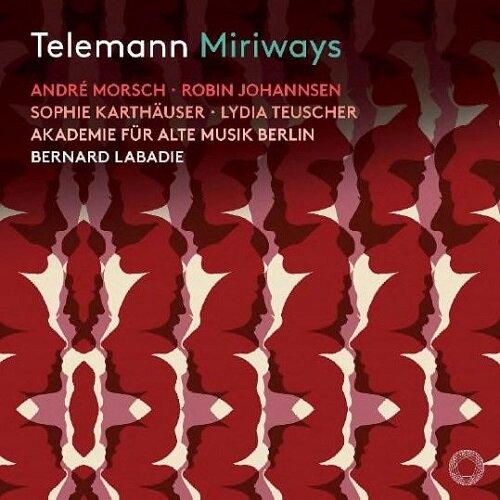[수입] 텔레만 : 오페라 미리바이즈 [2CD]