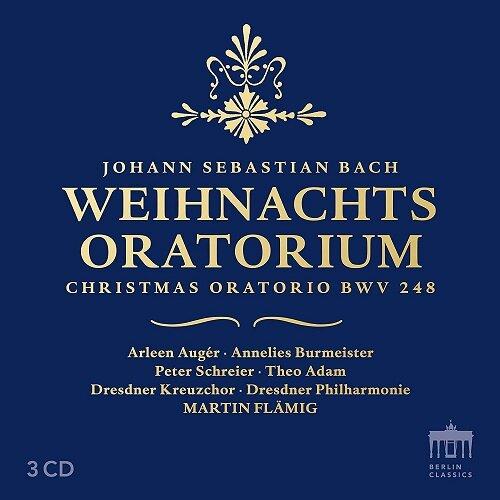 [수입] 바흐 : 크리스마스 오라토리오 [3CD]