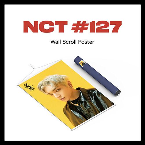 [굿즈] 엔시티 127 - Wall Scroll Poster [태용 Ver.]