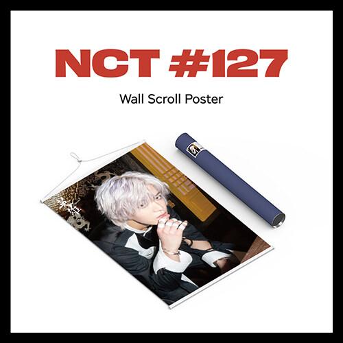 [굿즈] 엔시티 127 - Wall Scroll Poster [유타 Ver.]