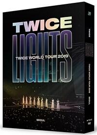 트와이스 - TWICE WORLD TOUR 2019 'TWICELIGHTS' IN SEOUL DVD (2disc)