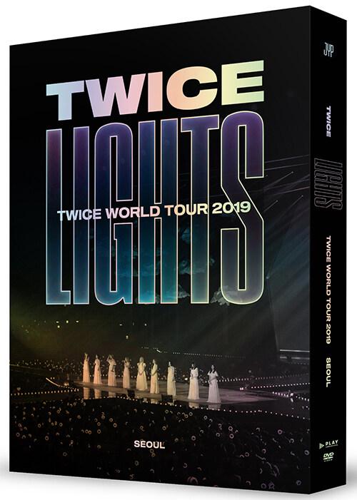 트와이스 - TWICE WORLD TOUR 2019 TWICELIGHTS IN SEOUL DVD (2disc)