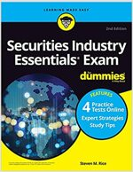 Securities Industry Essentials Exam for Dummies with Online Practice Tests (Paperback, 2nd Edition)