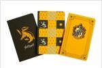 Harry Potter: Hufflepuff Pocket Notebook Collection (Set of 3) (Paperback)