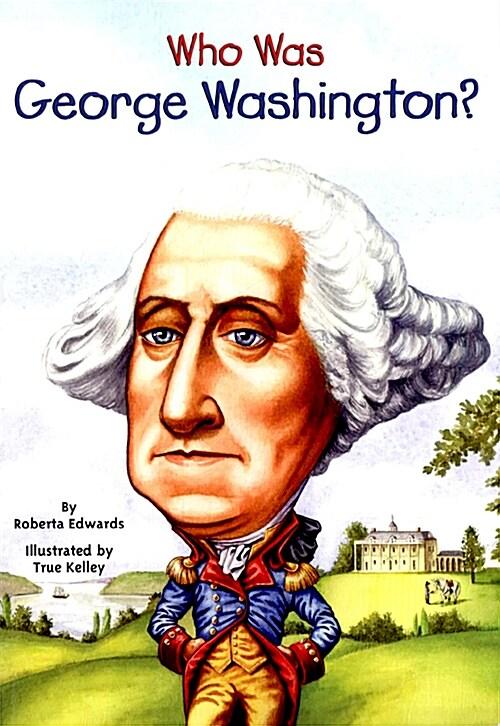 Who Was George Washington? (Paperback)