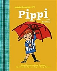 Pippi Fixes Everything (Hardcover)