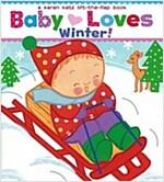 Baby Loves Winter!: A Karen Katz Lift-The-Flap Book (Board Books)