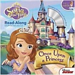 Once Upon a Princess [With Paperback Book] (Audio CD)
