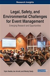 Legal, Safety, and Environmental Challenges for Event Management (Hardcover)