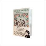초판본 작은 아씨들 (1896년 오리지널 초판본 표지디자인 디럭스 티파니 민트 에디션)
