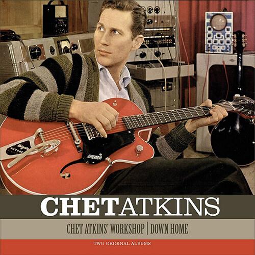 [수입] Chet Atkins - Workshop/Down Home [180g LP]