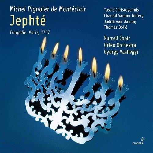 [수입] 몽테클레르 : 오페라 제프테 [2CD]