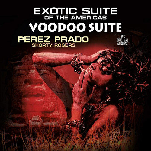 [수입] Perez Prado - Exotic Suite of the Americas/Voodoo Suite [180g LP]