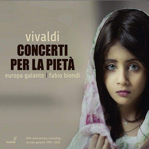 [수입] 비발디 : 피에타를 위한 협주곡들