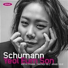 [수입] 슈만 : 환상곡 Op.17, 크라이슬레리아나 Op.16 & 아라베스크 Op.18