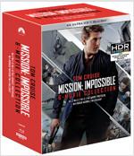 [4K 블루레이] 미션 임파서블 : 6-Movie 콜렉션 아웃박스 (12disc: 4K UHD + 2D)