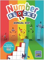 Numberblocks Annual 2021 (Hardcover)