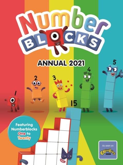 Numberblocks Annual 2021 (Hardcover)