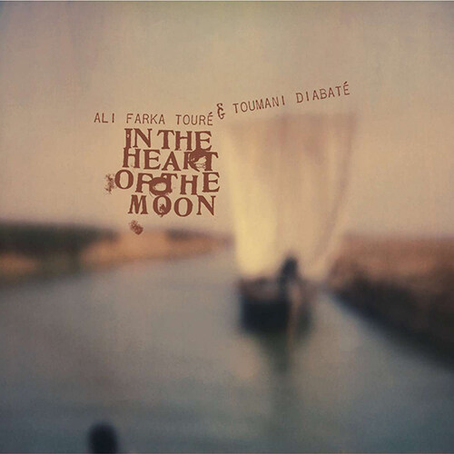 [수입] Ali Farka Toure & Toumani Diabate - In the Heart of the Moon