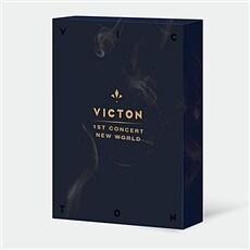빅톤 - VICTON 1ST CONCERT : NEW WORLD [3DVD]