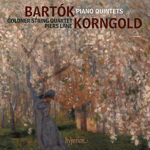 [수입] 바르토크: 피아노 5중주 Sz.23 / 코른골트: 피아노 5중주 Op.15