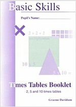 Times Tables Booklets (Pamphlet)