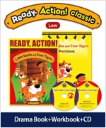 Pack-Ready Action Classic (Low) : Little Simba and Four Tigers (StudentBook + WorkBook + CD)